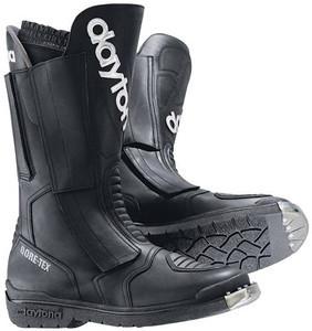 Daytona Trans Open GTX Maat: 42 Kleur: zwart Prijs: € 281,56 (sinterklaas korting, normaal € 359,95) Aangekocht bij: http://www.kohl.de/motorrad/