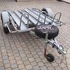 Aankoop 2de hands motorfiets aanhangwagen.