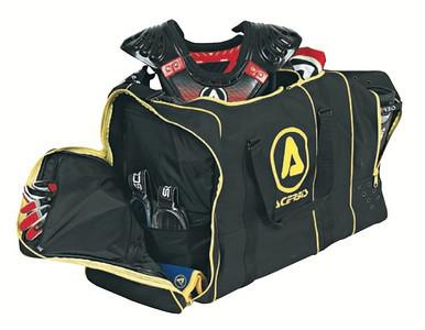 Acerbis Gear Bag 2005 Black Yellow (Jos Dolphijn Maria-ter-Heide Brasschaat 93d168febb4c8