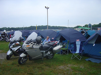 2006 BMW MOA Rally and Canada