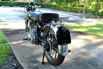Vincent Motorcycle Number 1 (15)