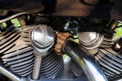 Vincent Motorcycle Number 1 (12)