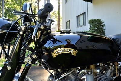 Vincent Motorcycle Number 1 (35)
