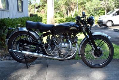 Vincent Motorcycle Number 1 (10)