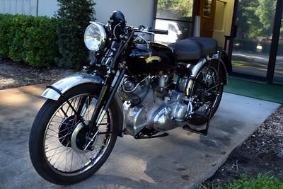 Vincent Motorcycle Number 1 (9)