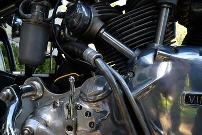 Vincent Motorcycle Number 1 (33)