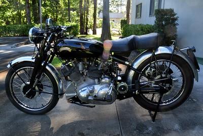 Vincent Motorcycle Number 1 (6)