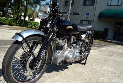 Vincent Motorcycle Number 1 Set 2 (2)
