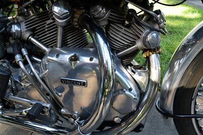 Vincent Motorcycle Number 1 (13)