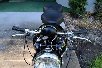 Vincent Motorcycle Number 1 (20)