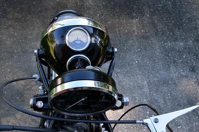 Vincent Motorcycle Number 1 (21)