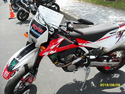 Vintage Motorcycle Daze 8/8/15