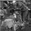 ISDT 1961, Wales -  Sebastian Nachtmann winner of the ISDT 1961