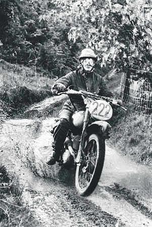 Vintage Motorcycling