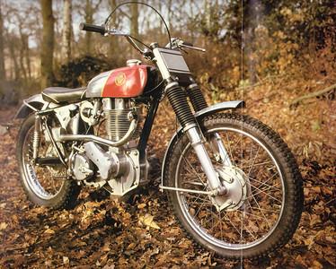 Ariel 500cc HT5 trials special 1