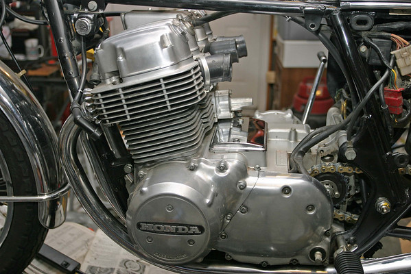 1973 Honda CB750K3