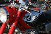 1964 Honda CB77<br /> owned by Roger White