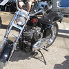 Dan Moriarty's Old School 1955 Harley KHK