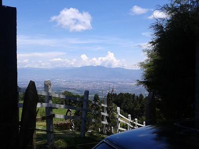Volcán Barva, Heredia