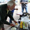 Mike samples the Chili
