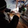 Alex chopped Garlic
