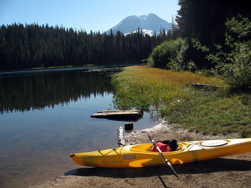 Ollalie Lake