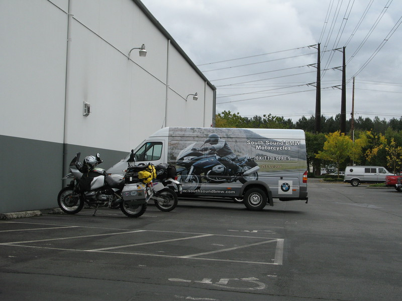Meet up at South Sound BMW