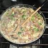 bacon eggs and veggie fest