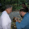 Al learns all about the Boletus from Wayne