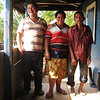 La familia Quintanilla en Kansas City, Nicaragua - Lindas personas!