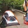 Camping en San Isidro