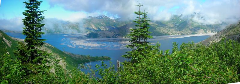 20110805 Spirit Lake Pano