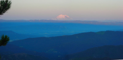 Mt Ranier Panorama