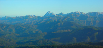 20110803 Redtop Mt from liberty camp pano