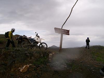 Huricane Pass