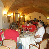 Dinner at the Hotel San Marco