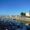 Cattolica harbor