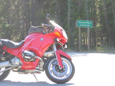 WSBMWR Club Ride 2008