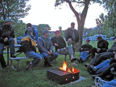 2007 Deschutes River Campout