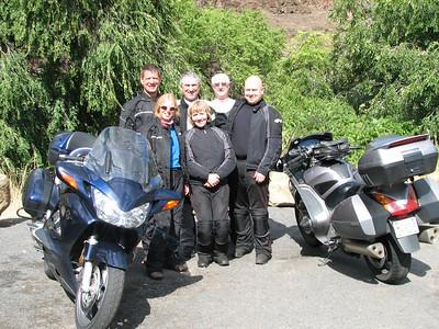 Al, Mary, Michael, Diana, Steve, Tim