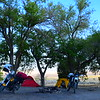 Simpson Springs campground, Utah