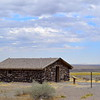 Reconstructed Pony Express station at Simpson Springs, Utah