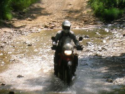 Greg in Blue Creek