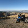 American Eagle scenic overlook and mine