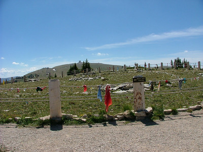 Medicine Wheel National Historic Site, Bighorn Mtns, WY