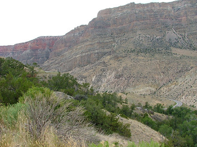 Hwy 14/Shell Canyon; Bighorn Mtns, WY
