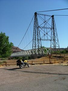 Dewey Bridge, Colorado River, UT