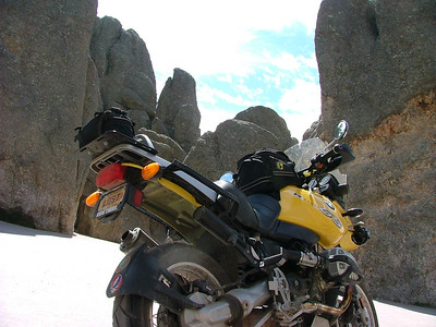 Needles Highway, Custer State Park; Black Hills, SD