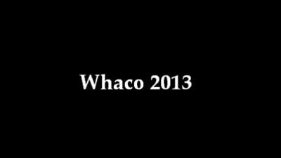 Whaco 2013