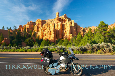 """Red Canyon, Dixie National Forest... why should Bryce Canyon get all the glory?"""